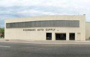 Poorman Warehouse